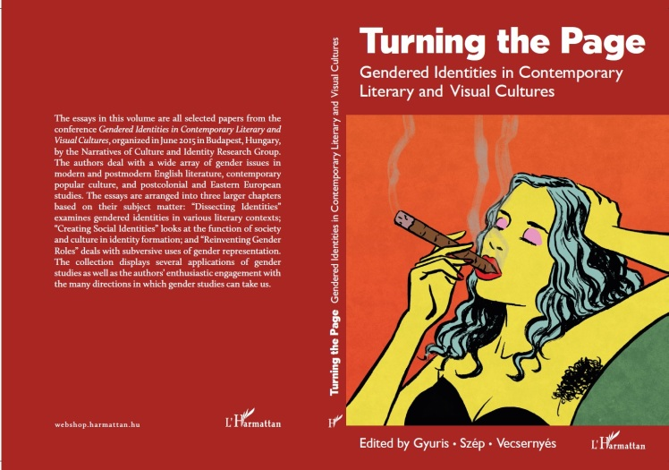 turning the page cover